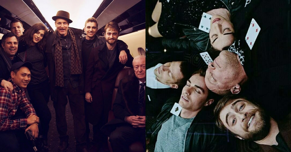 Photo of 25 Amazing Now You See Me Behind-The-Scene Images