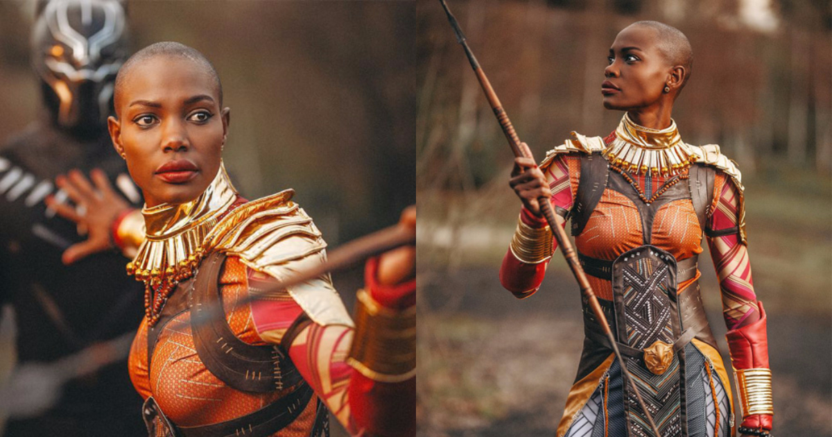 Photo of 25 Mind Blowing Okoye Cosplays That Every Fan Must See