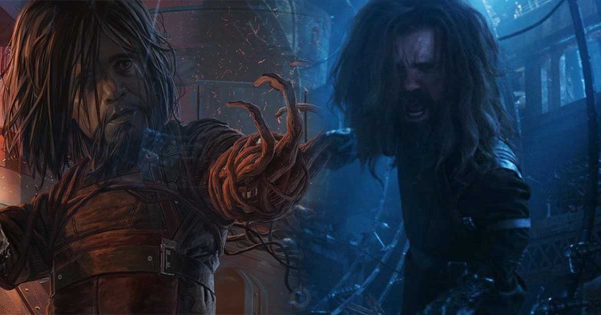 Photo of New Avengers: Infinity War Art Reveals Groot Making Hands For Eitri