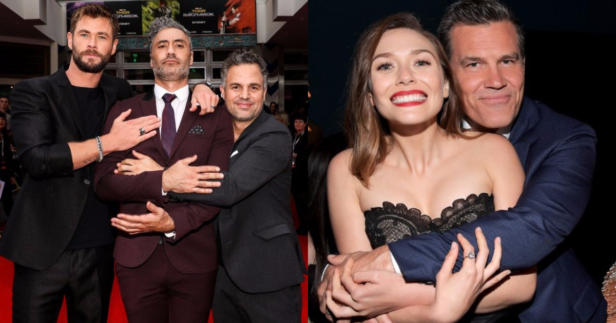 Photo of 25 Funniest Red Carpet Moments of Marvel Actors