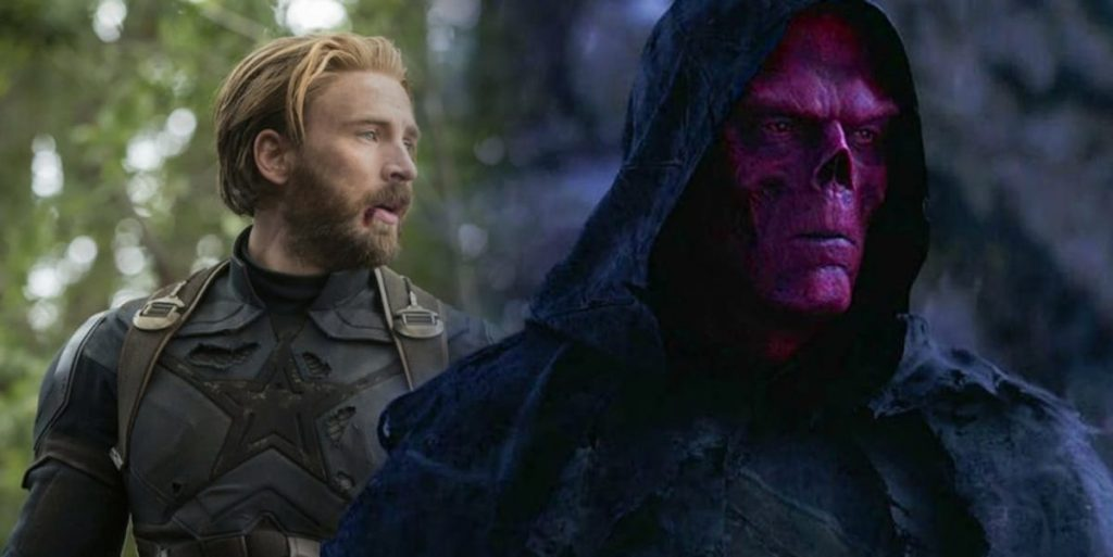 Marvel Plans to Bring Back Red Skull in The MCU