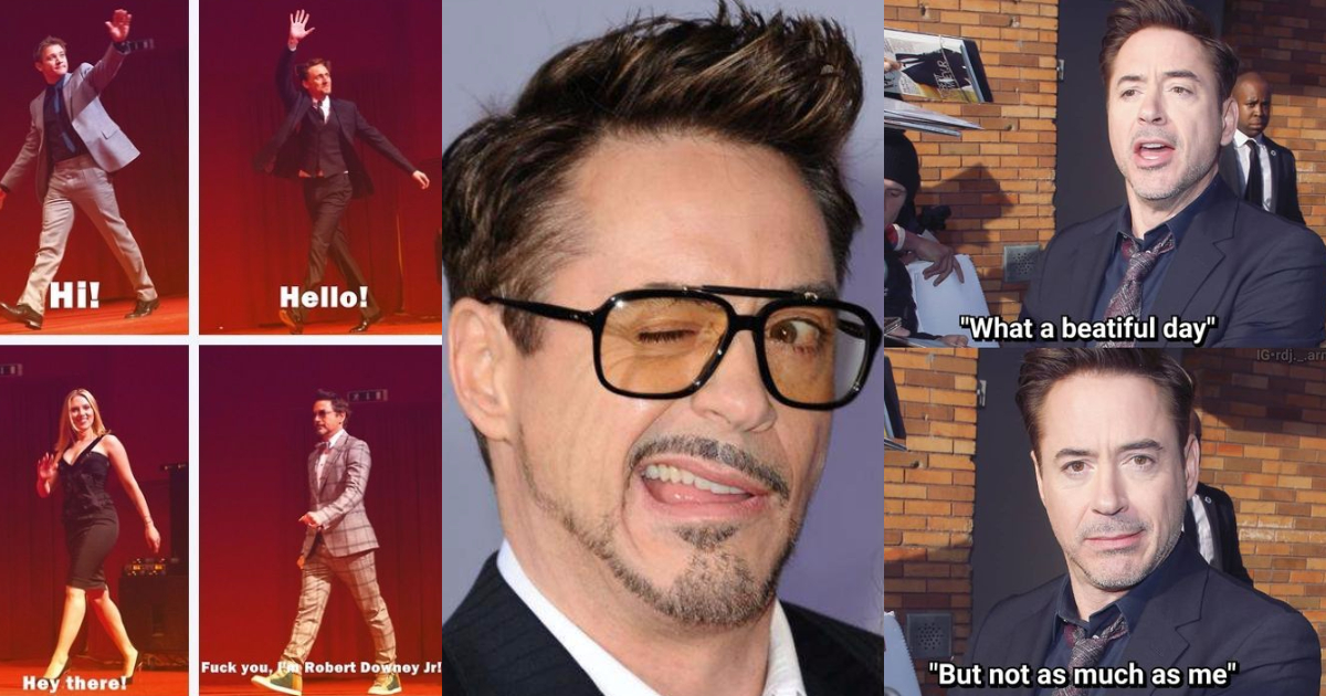 Photo of 25 Times Robert Downey Jr. Proved That He Is Tony Stark In Real Life