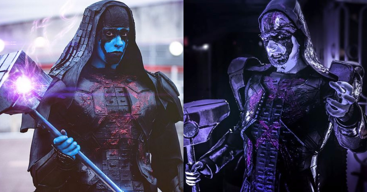 Photo of 25 Impossible Ronan The Accuser Cosplays That Fans Took It To Another Level