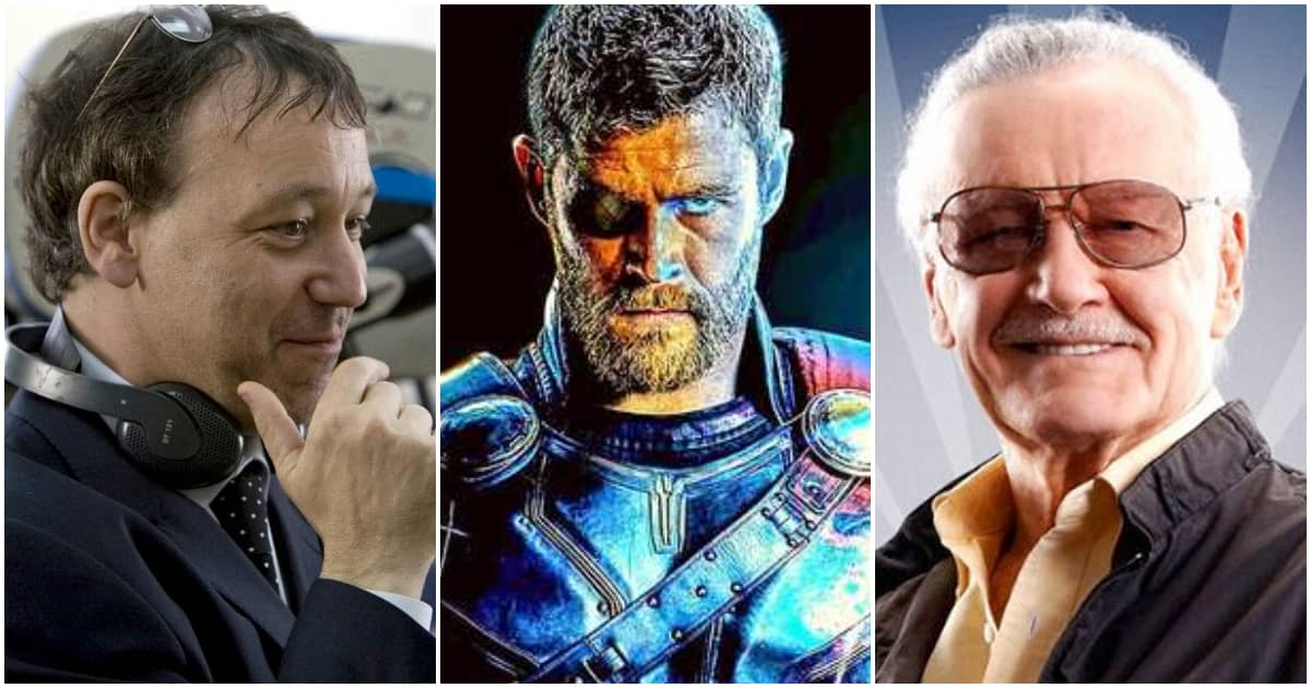 Photo of Sam Raimi Reveals The Script of an Unmade Thor Movie Which he Wrote With Stan Lee