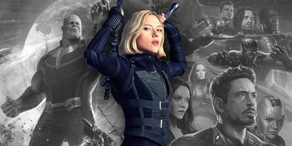 Scarlett Johansson Wins Female Movie Star of 2018 People's Choice Award