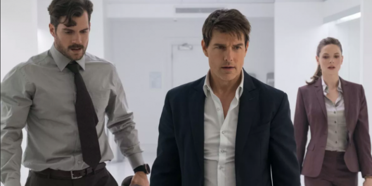 Mission Impossible 6 Duo Audio 720p Download