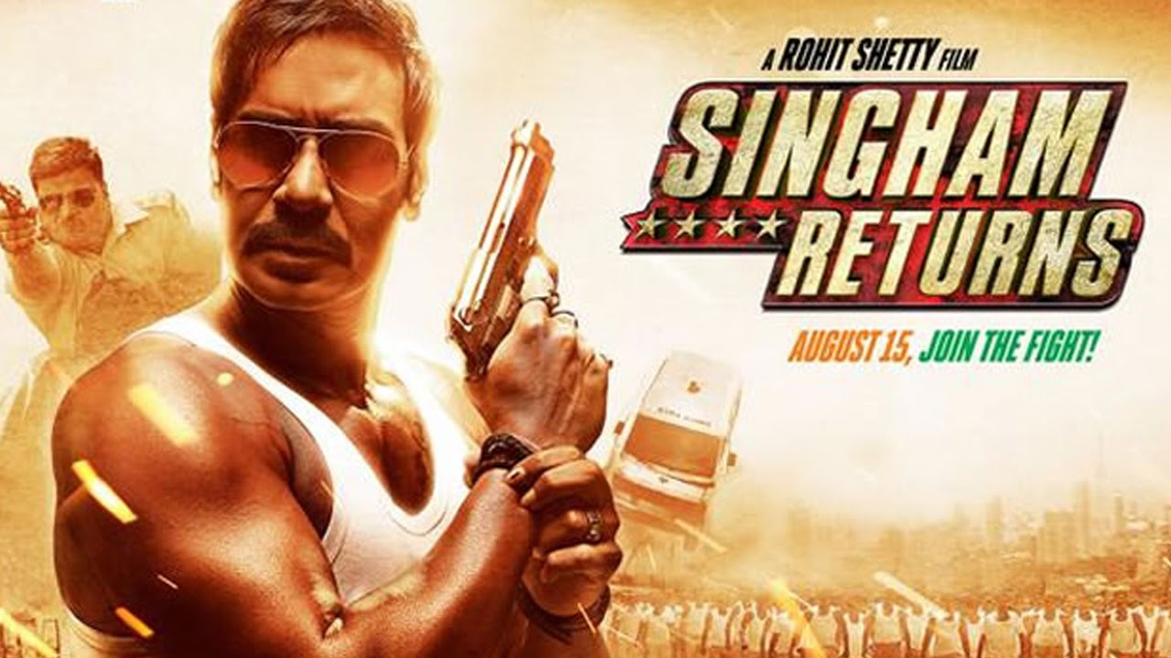 Singham Returns Full Movie Download