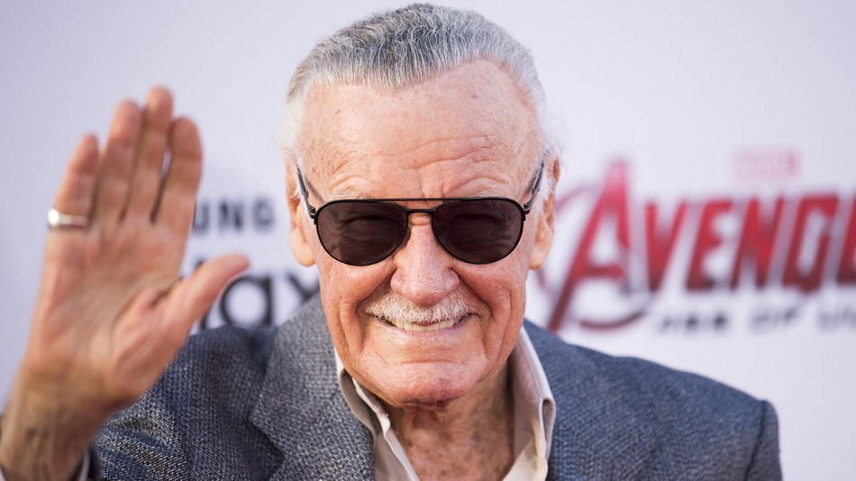 Photo of Stan Lee, Marvel's Real Life Superhero, Passed Away at 95