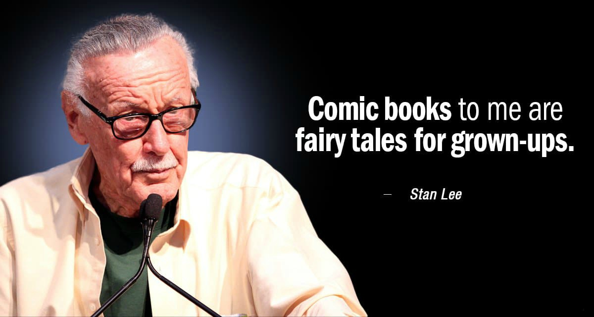Photo of 17 Stan Lee Quotes That Prove How Marvel-lous He Was