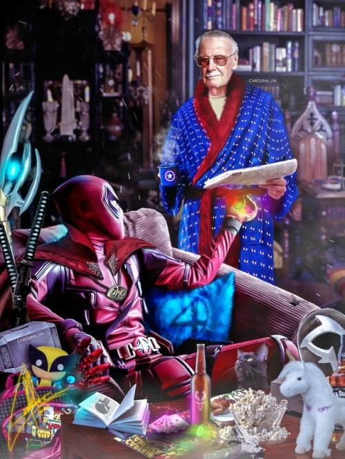 Once Upon a Deadpool 2 Stan Lee Cameo
