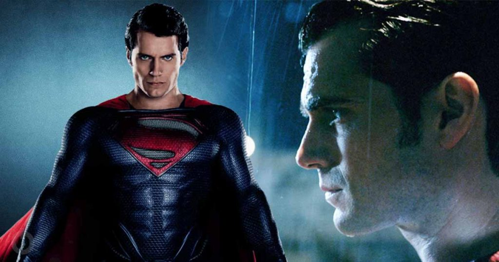 Henry Cavill Back as Superman for Multiple Movies