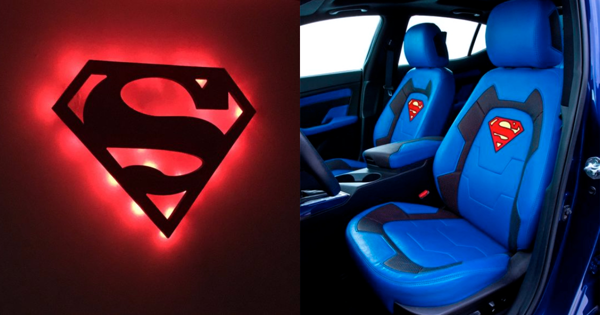 Photo of 25 Coolest Superman Themed Products That You Need To Buy Right Now