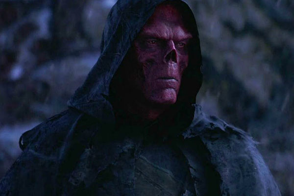 Photo of Marvel Considered Several Terrifying Looks For Red Skull in Infinity War