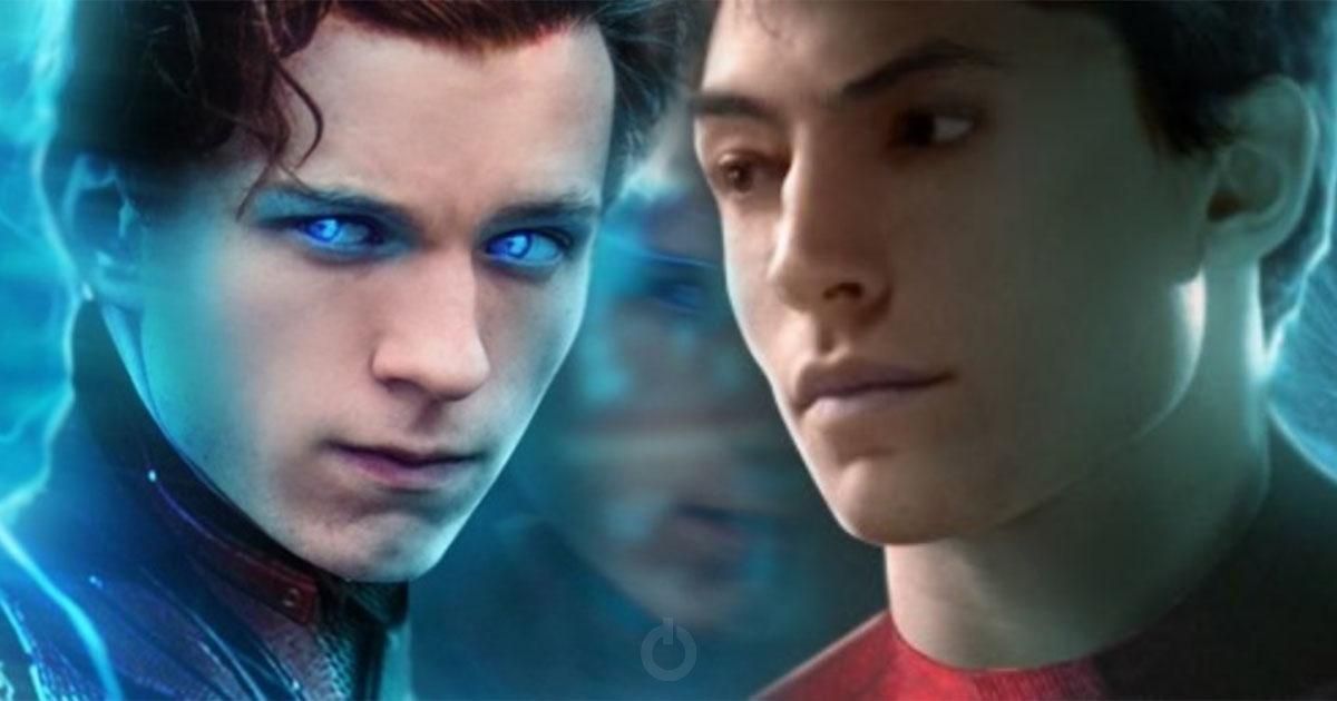 The Flash Spider-Man