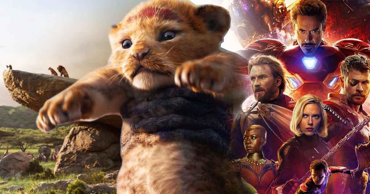 The Lion King Trailer Infinity War