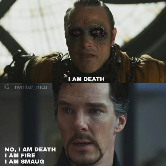 Doctor Strange Movie Memes
