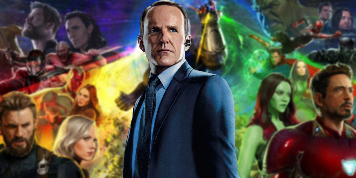 Photo of Agent Phil Coulson's Return in Avengers: Endgame Teased