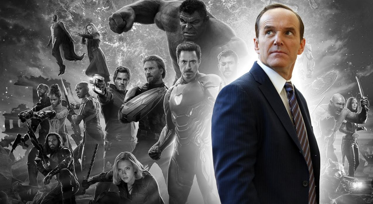 Phil Coulson Avengers 4 Theory