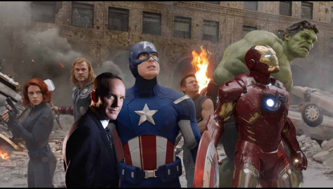 Phil Coulson Disney+ Series Clark Gregg