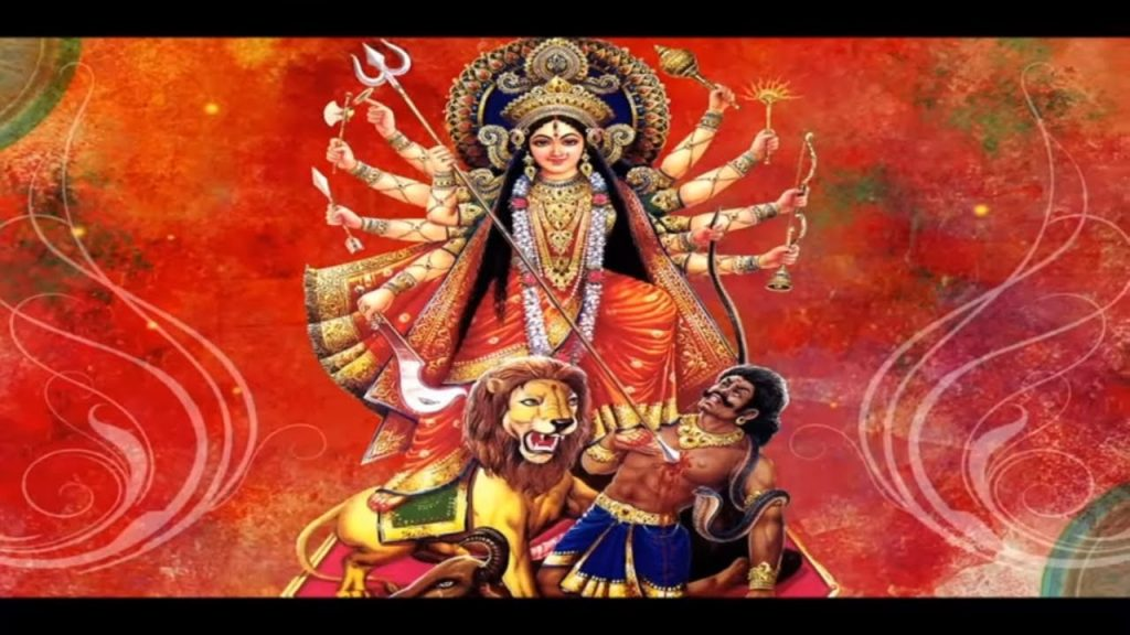 Aigiri Nandani Song Download