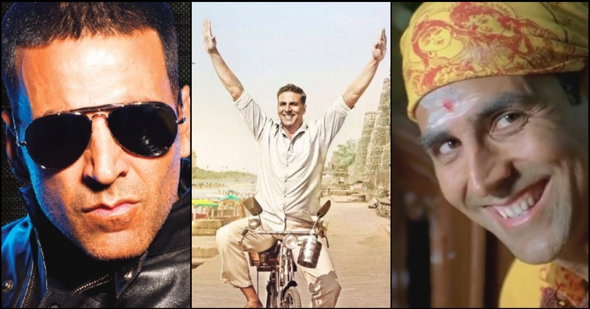 Photo of Only The Biggest Akshay Kumar Fans Can Guess His Name From These Movies!