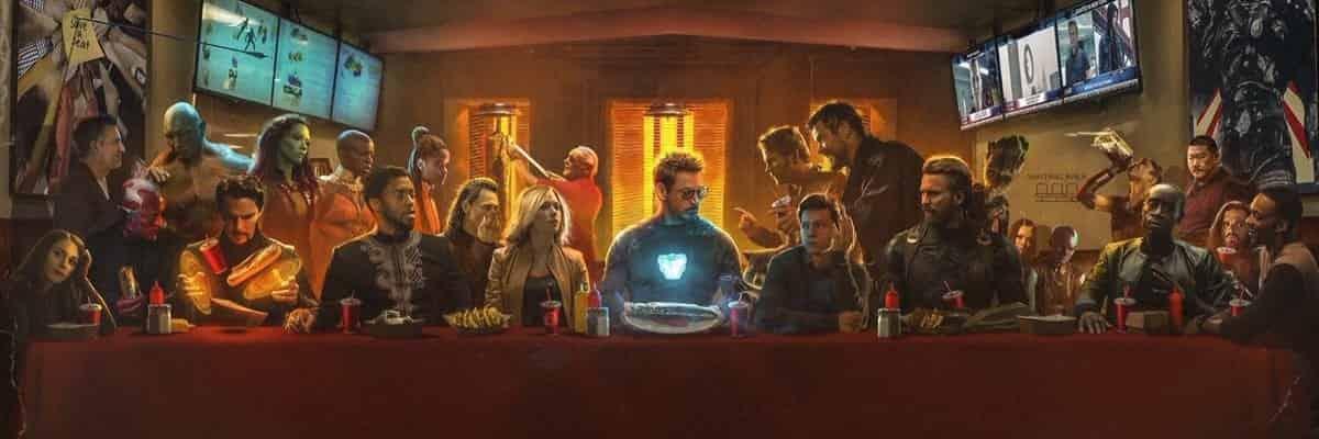 Avengers 4 Prelude Comic
