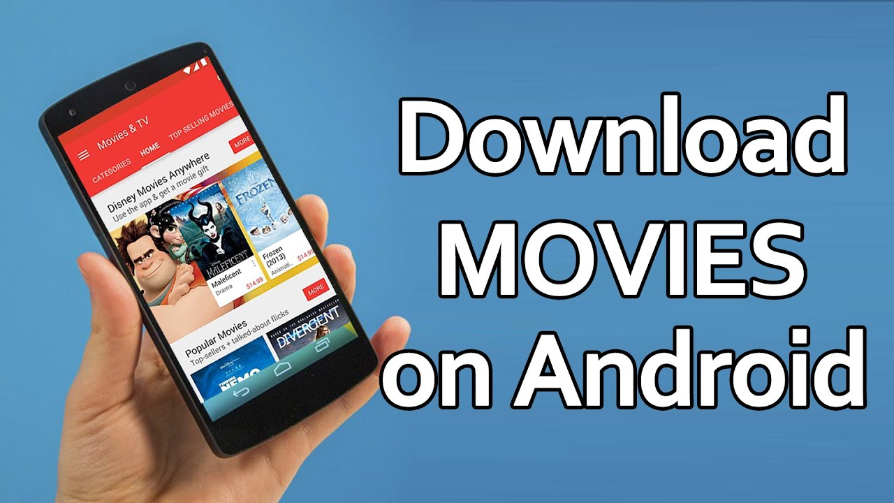 Free Movie Download App For Android Mobile