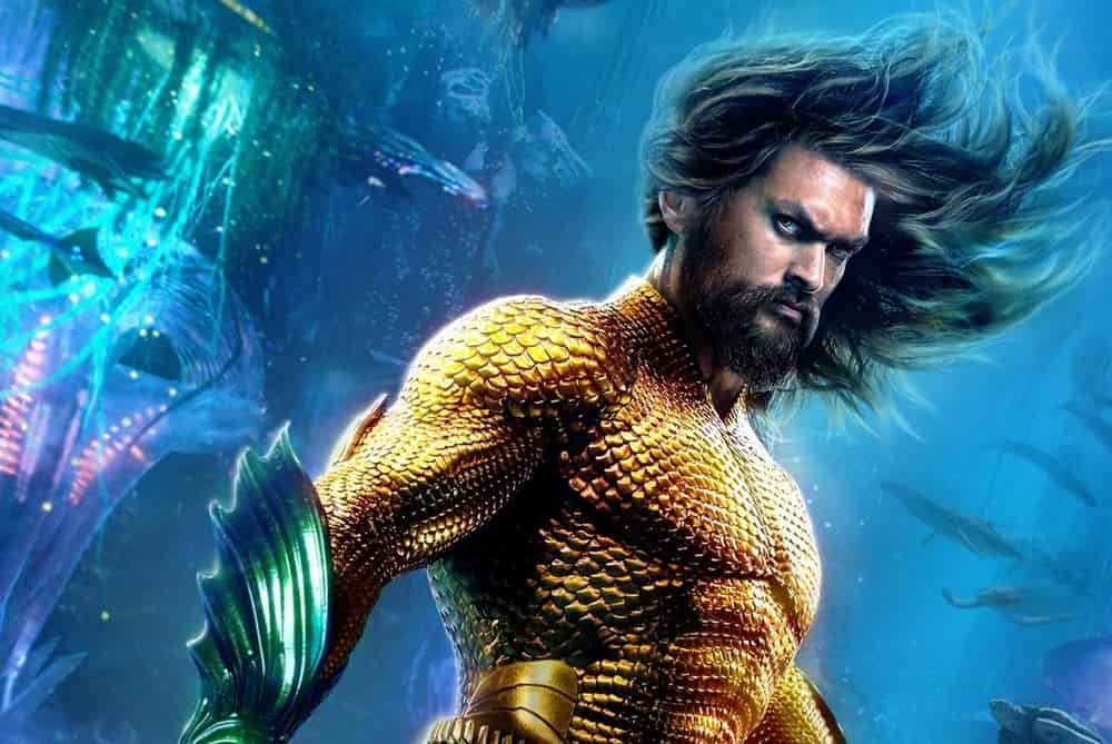 Aquaman Chris Hemsworth Marvel DC