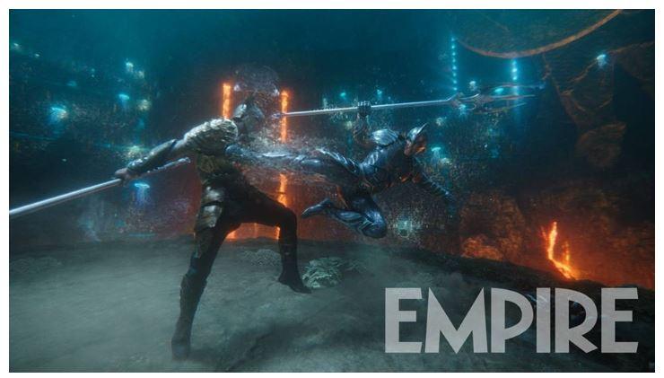 Aquaman Arthur Curry Orm