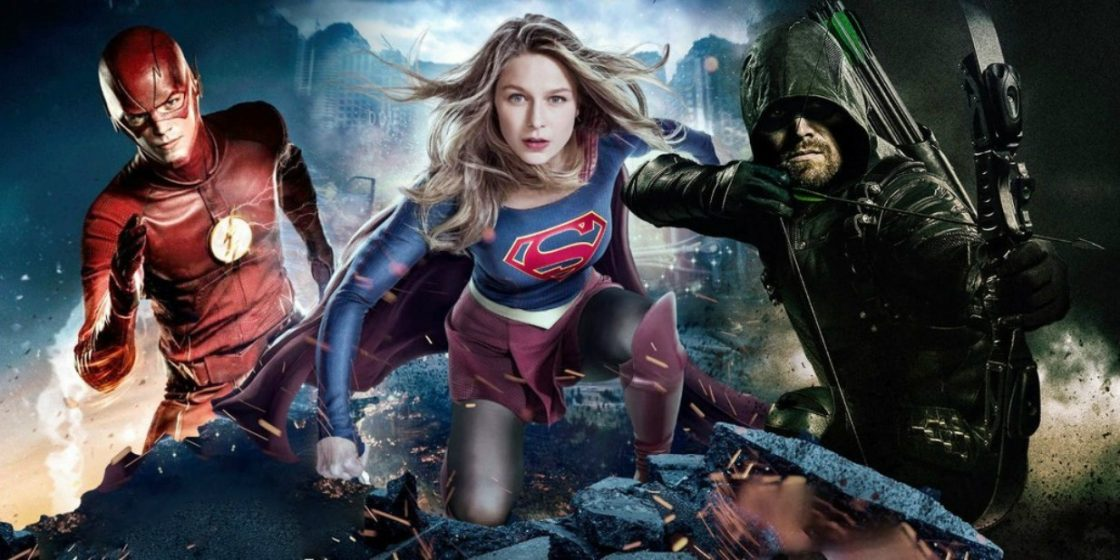 Arrow The Flash Supergirl Arrowverse