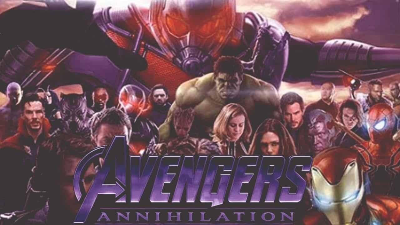 Avengers 4 Title
