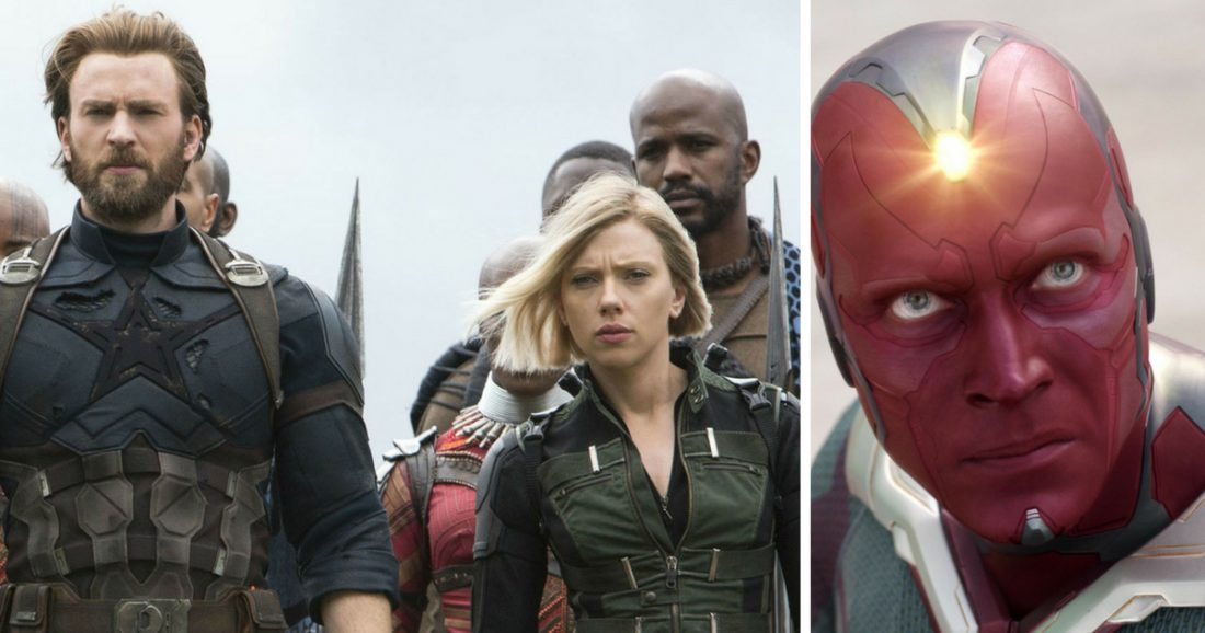 Avengers 4 Theory Black Widow