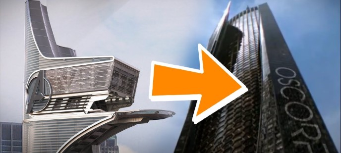 Spider-Man: Far From Home Trailer Avengers Tower