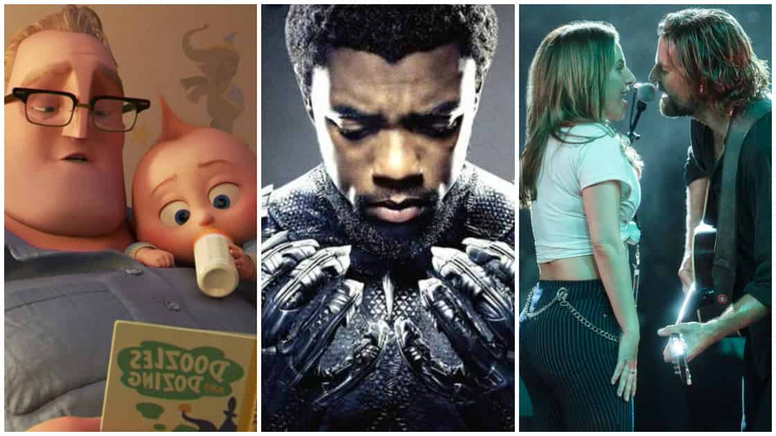 Oscar Contenders for 2019