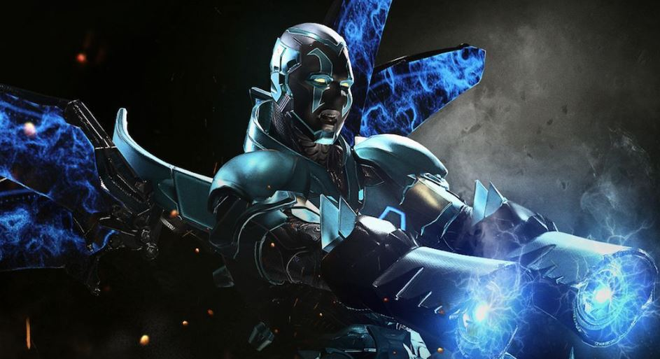 Photo of Warner Bros. & DC Are Bringing a 'Blue Beetle' Movie