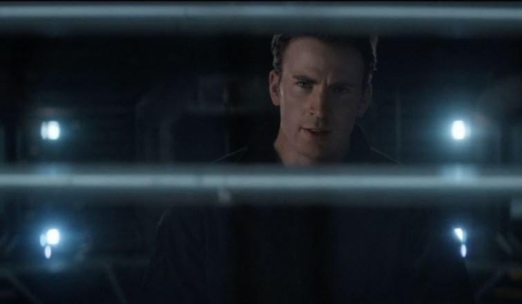 Captain America Civil War Nick Fury