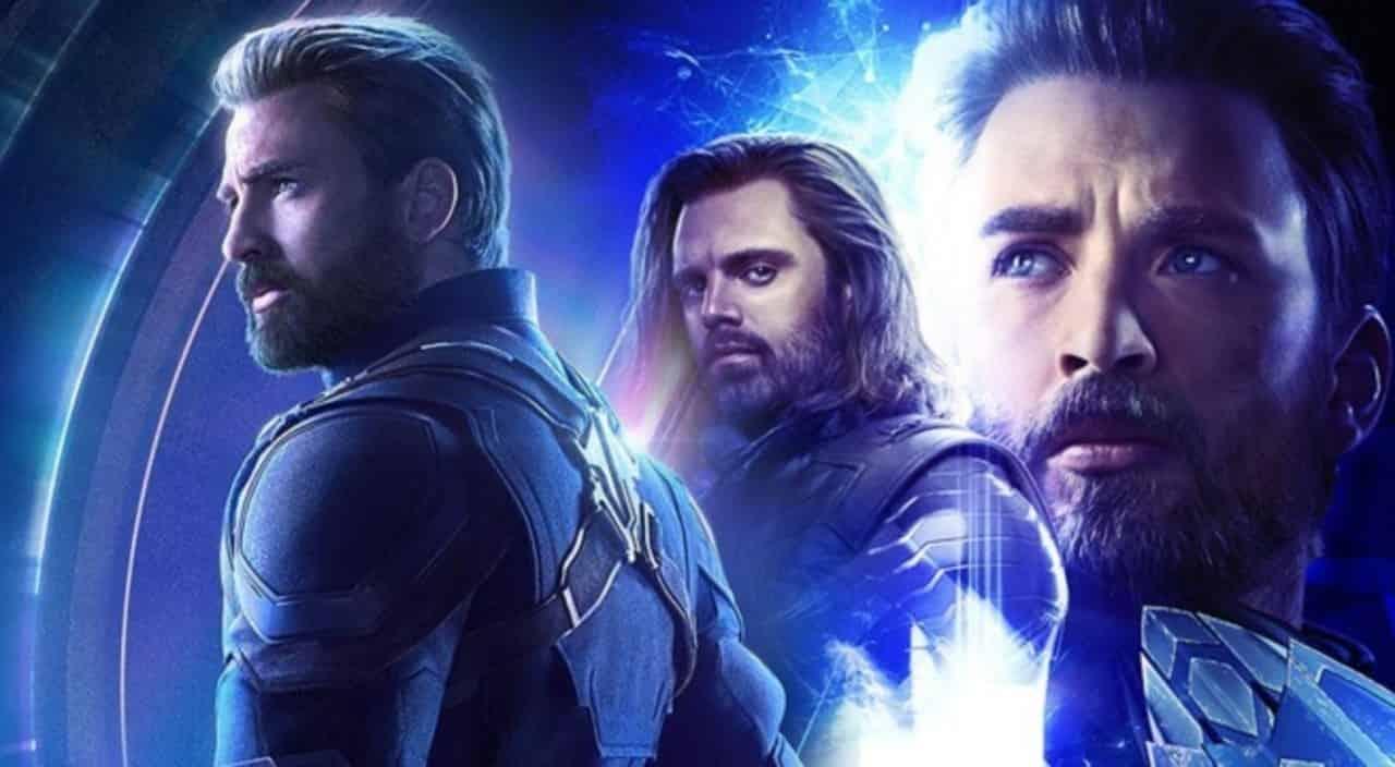 Avengers 4 Sebastian Stan