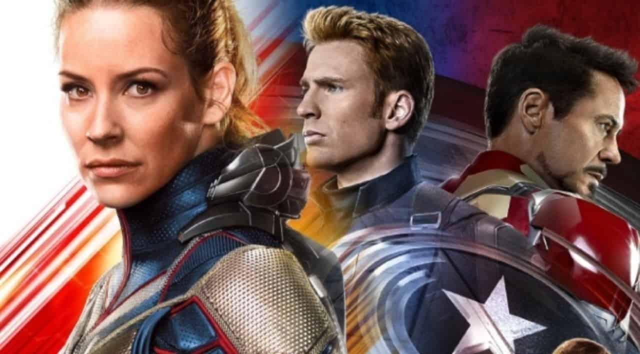 Captain America: Civil War Wasp