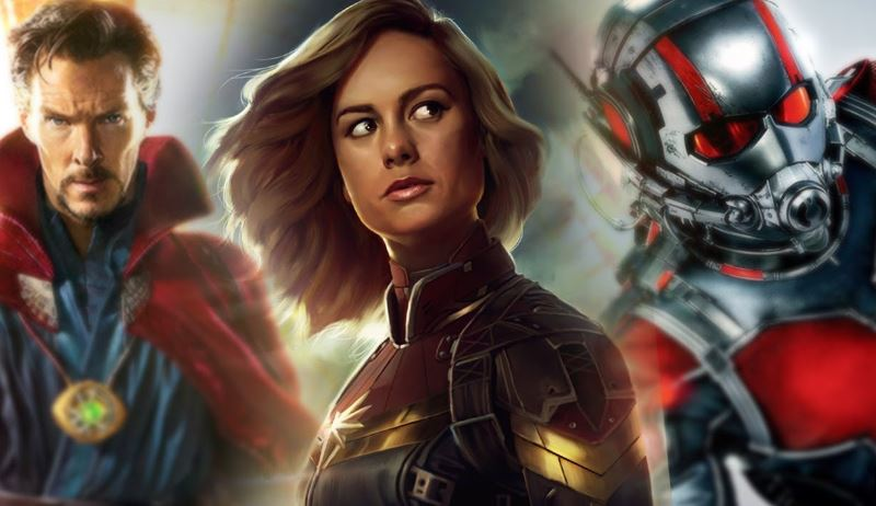 Quantum Realm Kevin Feige MCU Phase 4