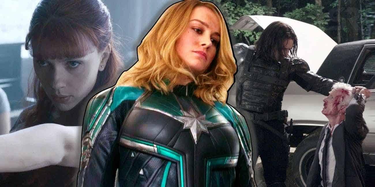 Captain Marvel Trailer The Avengers