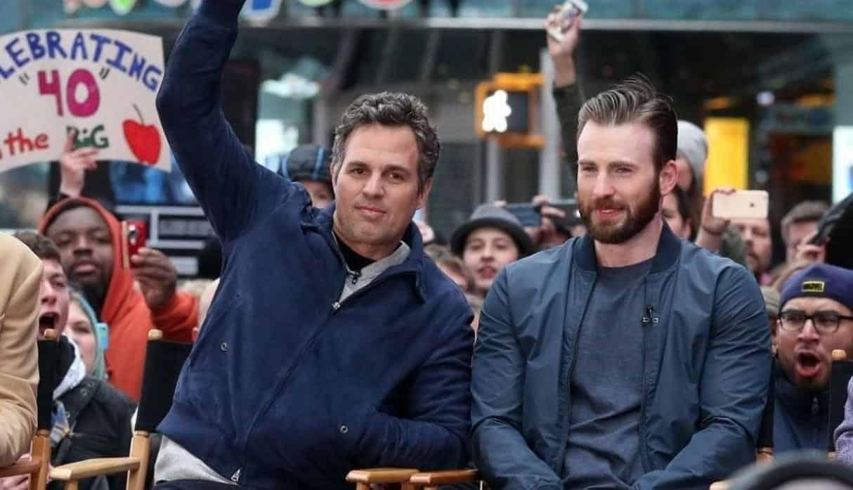 Avengers 4 Mark Ruffalo Marvel