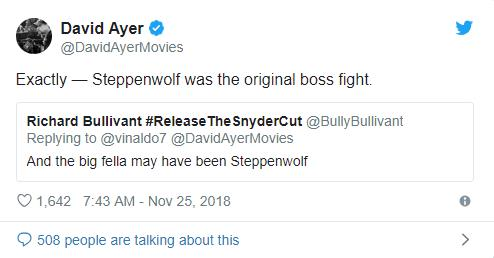 Suicide Squad Steppenwolf