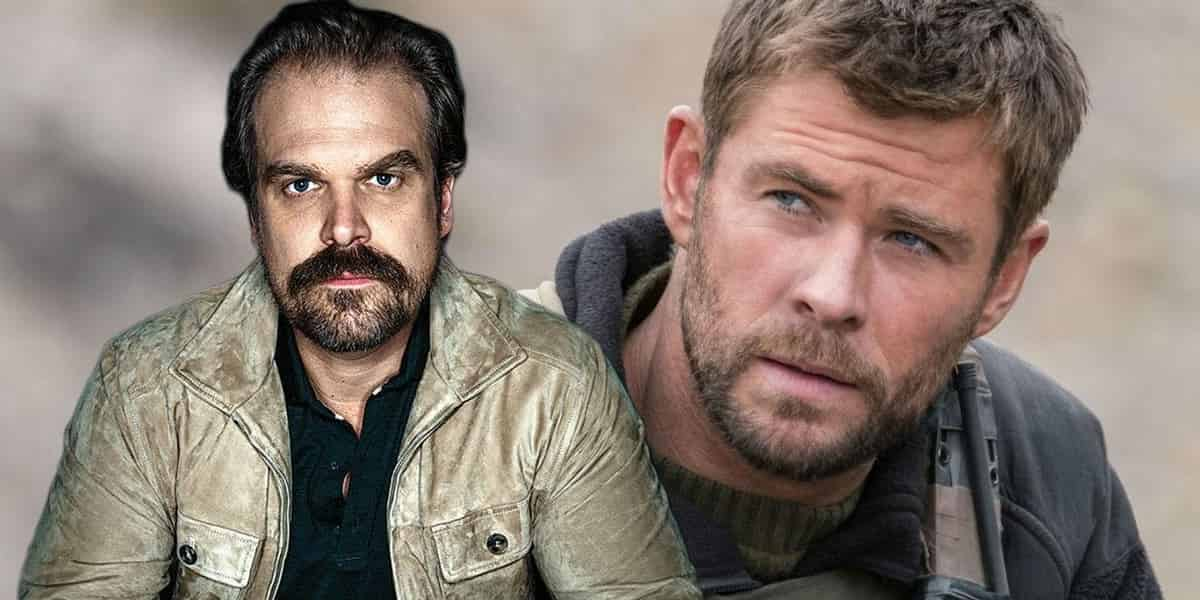 Photo of David Harbour And Chris Hemsworth Teaming up For a Netflix Movie Named 'Dhaka'