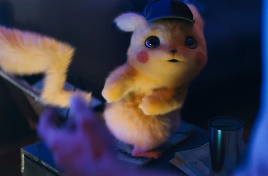 Photo of 'Detective Pikachu' Trailer Shows The Insanely Famous Pikachu Attack