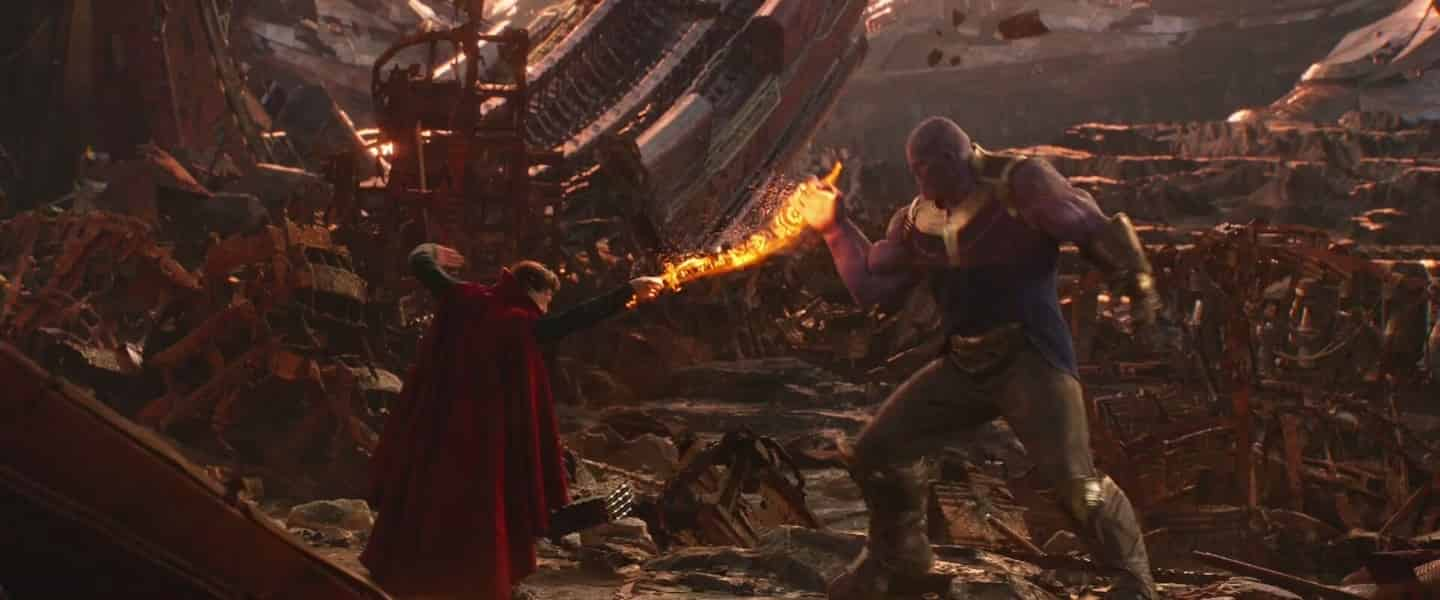 Photo of Avengers: Infinity War – Epic Unused Scene of Doctor Strange Vs Thanos Has Resurfaced