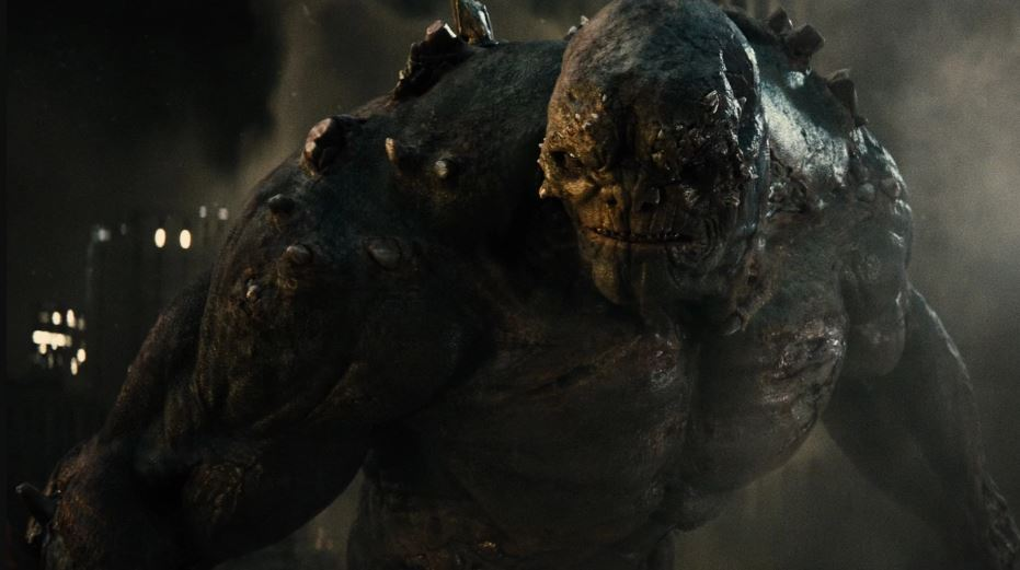 Batman V Superman Doomsday