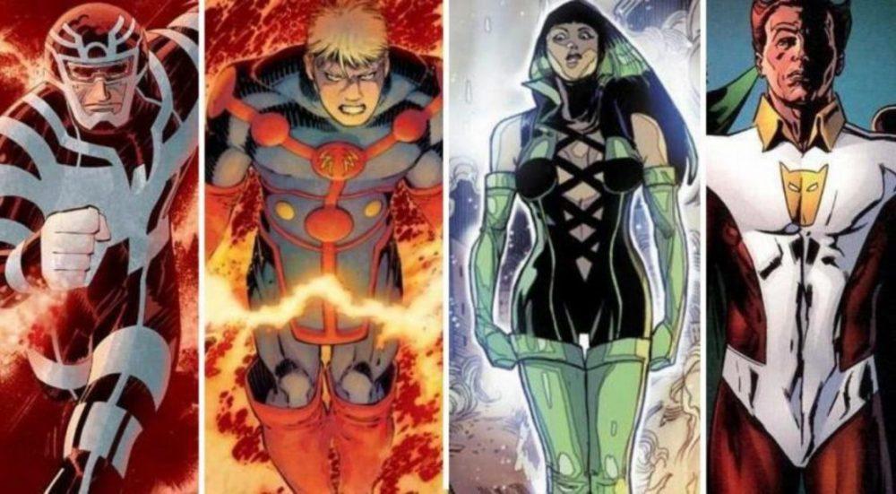 Avengers 4 The Eternals