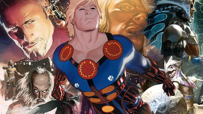 Photo of The Casting Breakdown of Marvel's Eternals Movie Reveals New Heroes of MCU