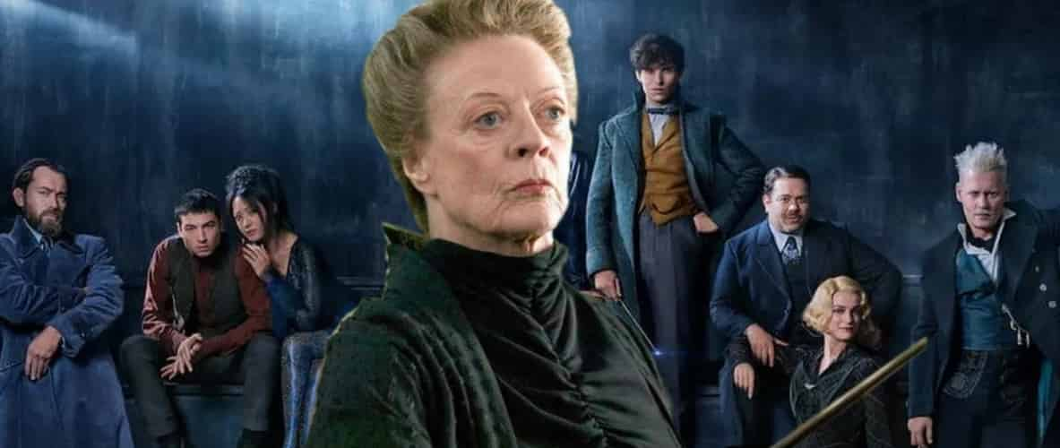 Photo of Why Prof. Mcgonagall's Role in Fantastic Beasts 2 is a Problem?