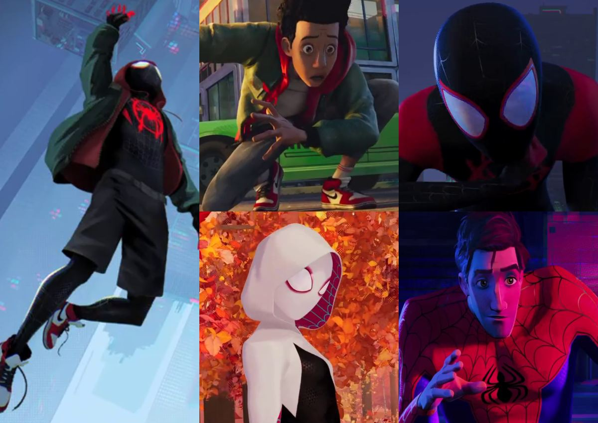 Spider-Man: Into The Spider-Verse Post-Credits